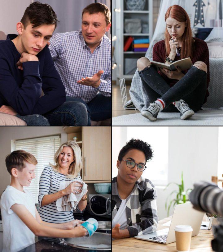 17 Activities To Improve Self-Esteem In Teens
