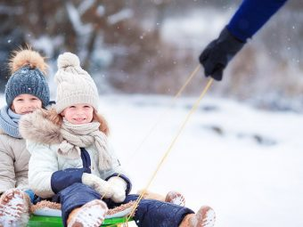 19 Fun Winter Activities For Kids