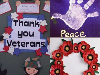 3 Best Remembrance Day Crafts And Activities For Kids