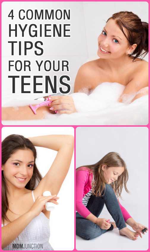 Smelly Teen? Let's Talk Teen Hygiene - Verywell Family