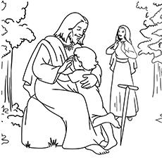 A Catholic With Kid