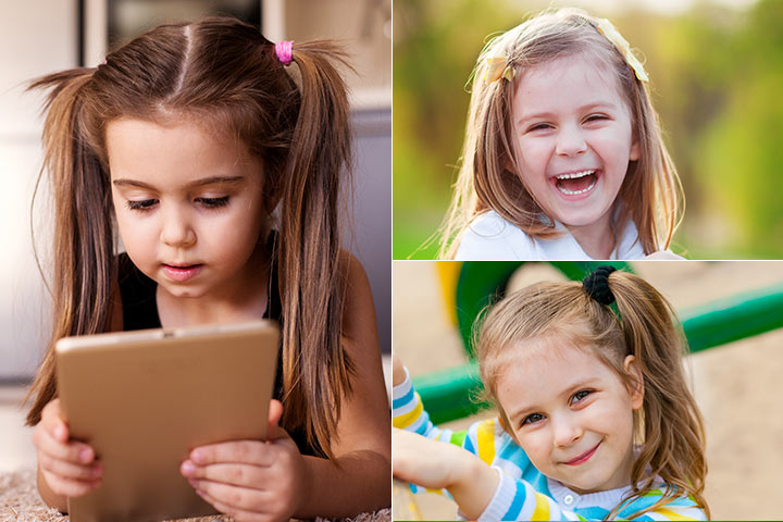 Adorable Toddler Girl Haircuts And Hairstyles