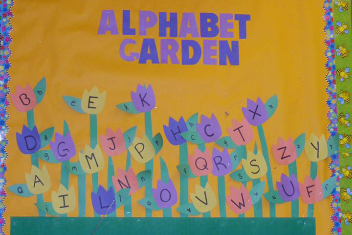 Letters Garden: 10 Incredible Alphabet Crafts For Toddlers