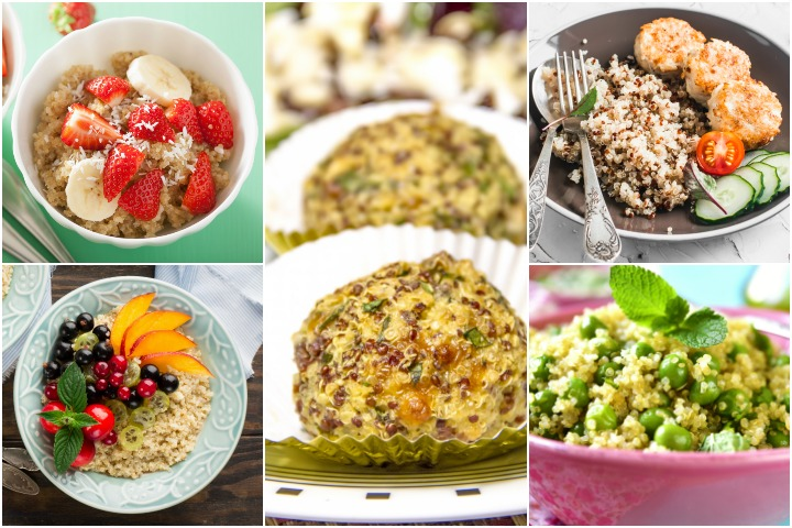 Amazing Quinoa Recipes For Babies