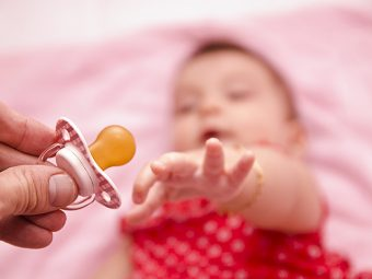 How To Stop Your Baby's Pacifier Habit?