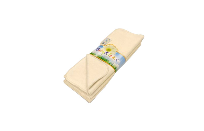 Baby Kicks 3 Pack Premium Burp Cloth, Baby Boy 6