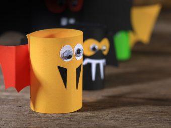 3 Fun Bat Crafts For Preschoolers And Kids