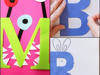10 Incredible Alphabet Craft Ideas for Your Toddler