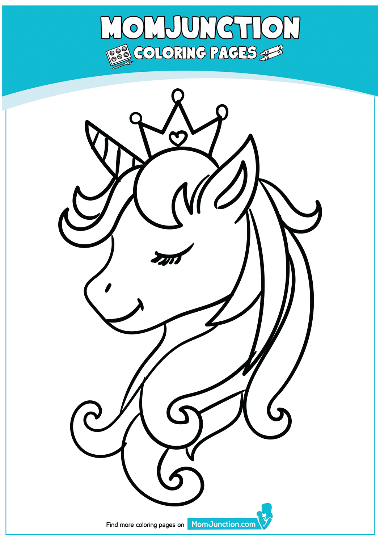 Beautiful-Unicorn-Head