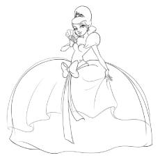 Charlotte La Bouff Disney Princess