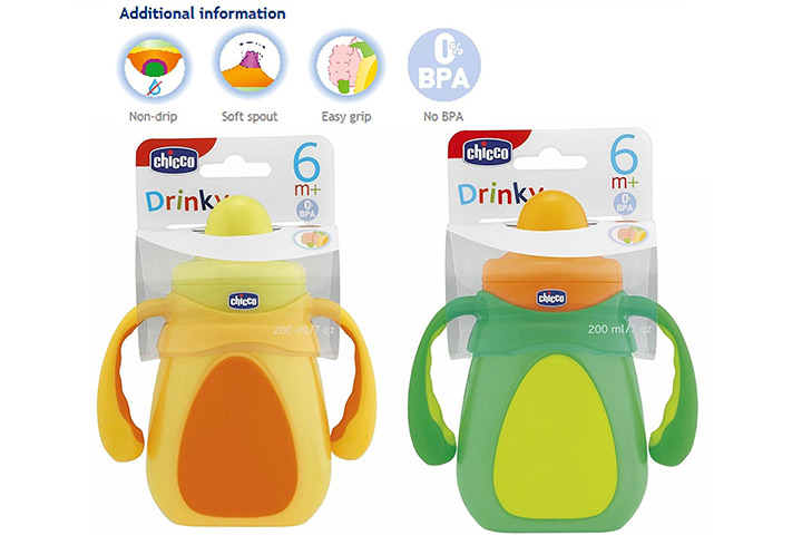 Chicco Soft Sippy Cup for Babies