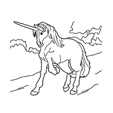 chinese unicorn printable coloring sheet chinese unicorn - Coloring Page Unicorn Rainbow