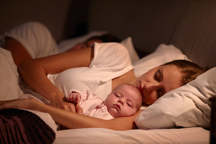 Co Sleeping Bed Sharing Is It Safe For Your Baby