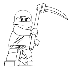 Top 40 Free Printable Ninjago Coloring Pages Online