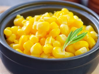 Corn For Babies: Safety, Right Age, Benefits And Recipes