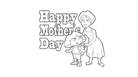Top 20 free printable mothers day coloring pages online incnut incnut incnut featured image maxwellsz