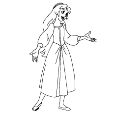 Disney Princess. Eilonwy