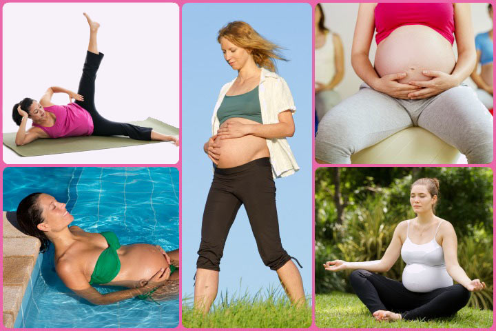 Excercises You Can Do During Second Trimester