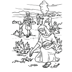 Free Jesus Forgiveness Coloring Page, Download Free Clip Art, Free ... | 230x230