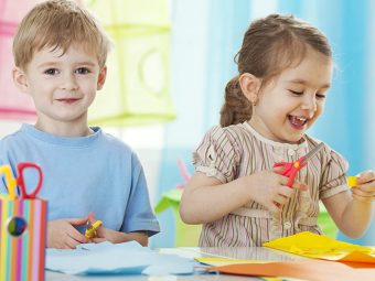 5 Fun Rainy Day Activities For Toddlers