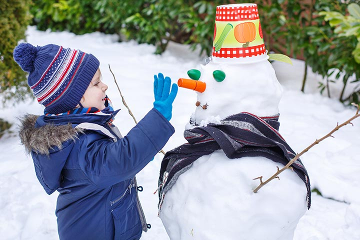 Fun With Snow