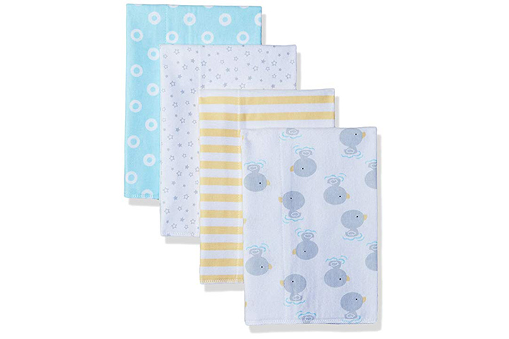 10 Best Baby Burp Cloths You Should Try Today