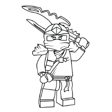 graphic regarding Ninjago Printable Coloring Pages identified as Greatest 40 Totally free Printable Ninjago Coloring Webpages On the web