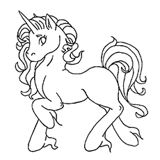 Top 35 Free Printable Unicorn Coloring Pages Line Of Ausmalbilder ... | 230x230