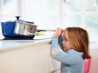 Kitchen Safety For Kids - Rules And Tips You Need To Know