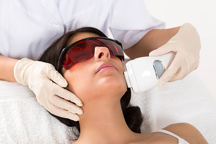 Image result for Is Laser Hair Removal Treatment Safe for Face?