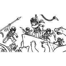 Ninjago-Gang-in-to-Action