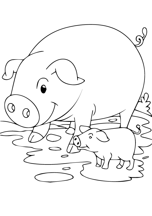 Pig-And-Piglet