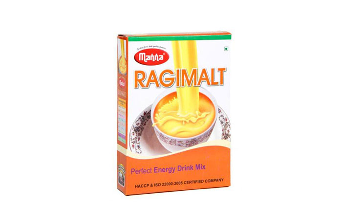 Healthy Drinks For Kids - Rajam Mix Ragi Malt Drink