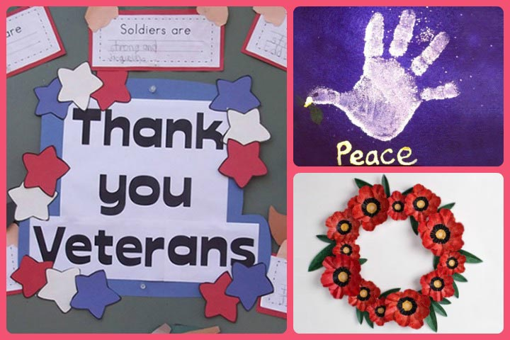 Remembrance Day Crafts And Activities Pictures