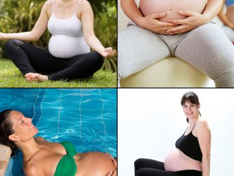 7 Safe Exercises You Can Do During Second Trimester