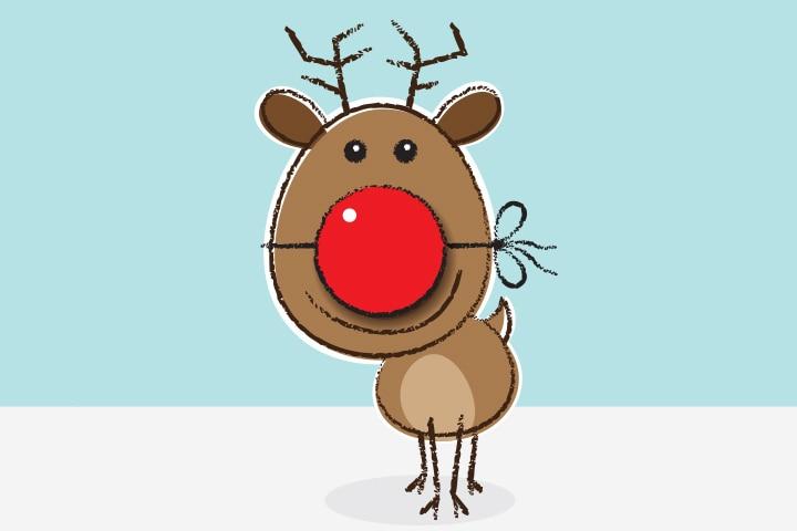 Scribble Reindeer