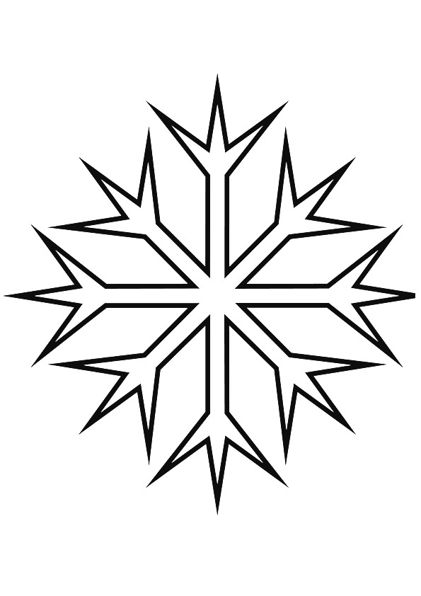 Sided-Snowflake