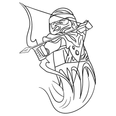 Coloring pages Lego Ninjago - Printable Coloring Pages Online ... | 230x230