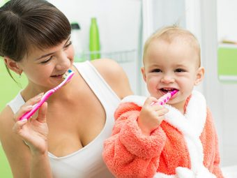 How & When To Start Brushing Your Baby's Teeth?
