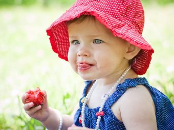 When Can Babies Eat Strawberries