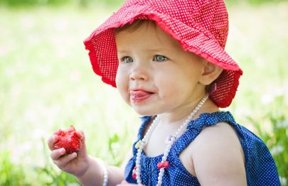 4 Best Ways To Introduce Strawberry To Your Baby