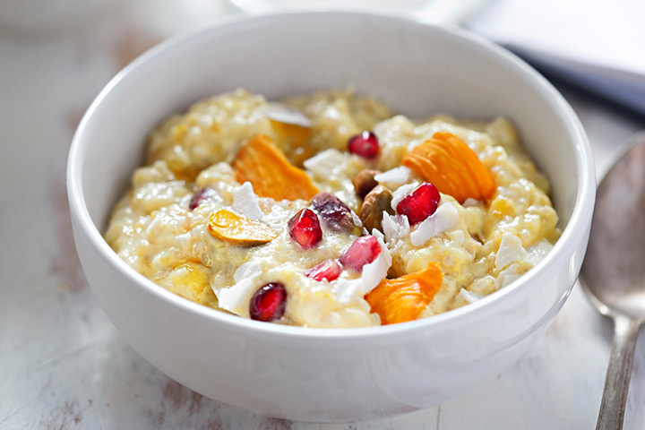 Sunrise quinoa