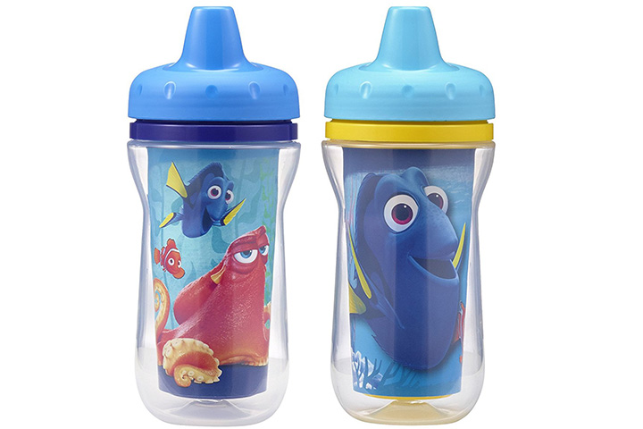 First Years DisneyPixar Insulated Sippy Cup