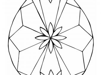 Top 10 Diamond Coloring Pages Your Toddler Will To Color