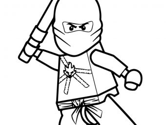 Top 40 Ninjago Coloring Pages Your Toddler Will Love