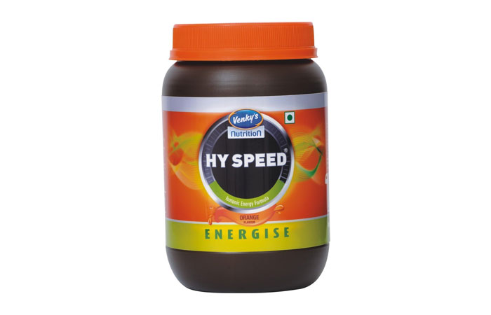 Healthy Drinks For Kids - Venky's Hy Speed (Orange)