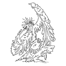 Coloring Pages Of Vlad Vladikoff From Dr Seuss Series