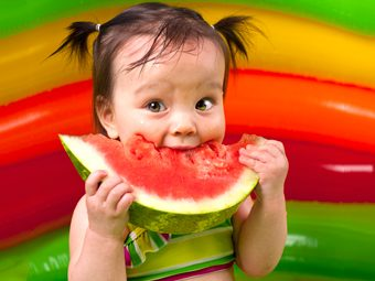 7 Amazing Health Benefits Of Watermelon For Babies
