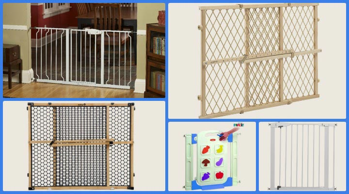 5 Best Safety Gates For Babies