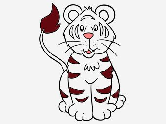 Top 20 Tiger Coloring Pages For Your Little Ones